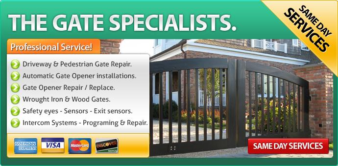 Gate repair Lansdowne PA